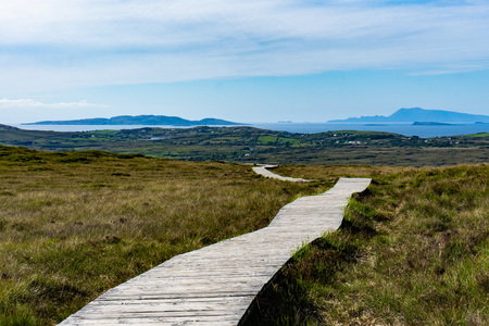 Connemara National Park, Letterfrack, Cunty Galway, Ireland