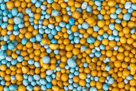 pellets: fertilizer pellets