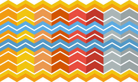 Abstract sharp edge  colorful background Vector