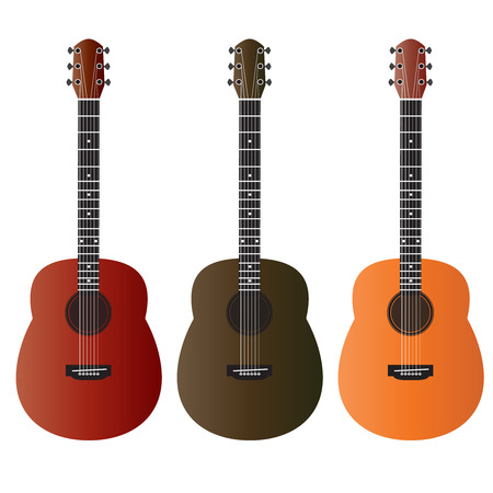 acoustic guitar vector royalty free cliparts vectors and stock rh 123rf com acoustic guitar vector art gibson acoustic guitar vector