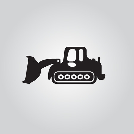 dredging tools: truck  icon