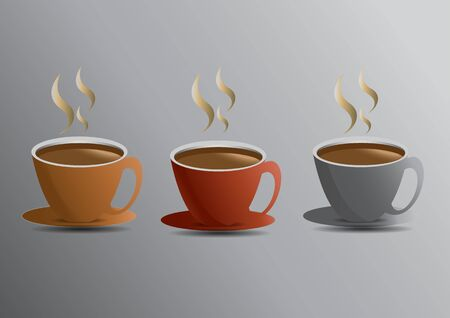 coffee cup vector: Coffee Cup - illustrazione vettoriale