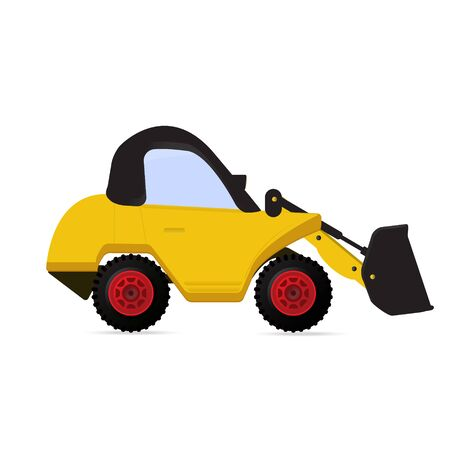 dredging tools: Wheel Dozer truck