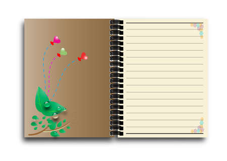 open notebook: Open notebook