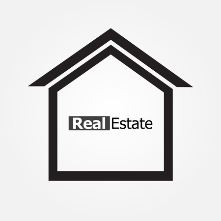 real estate house: House Real Estate abstract