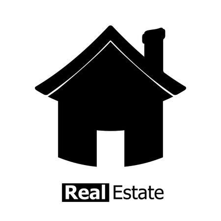 Houses vector . Real estate. Vector