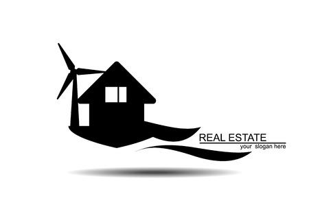 house logo: House logo design