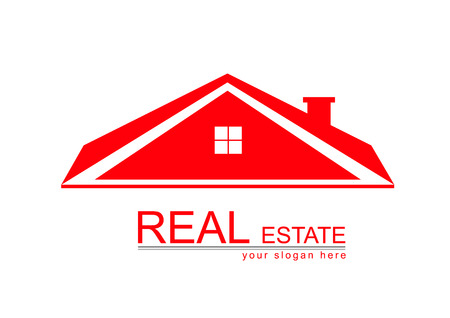 House Real Estate red