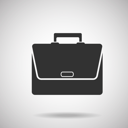 job icon: job icon - bag job Illustration