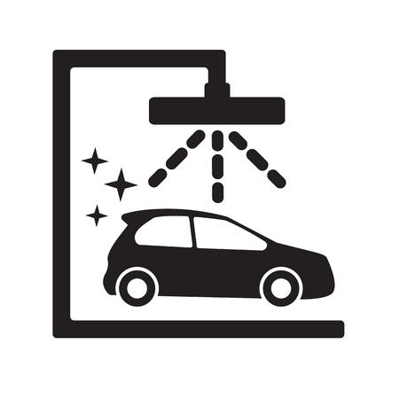car wash: Car wash icons