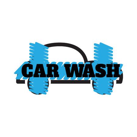 car: Car wash icons . car logo