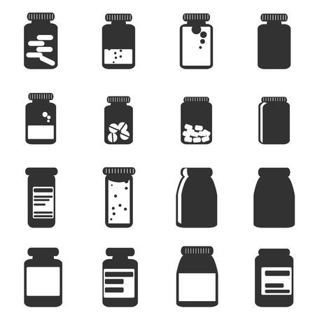 medicine bottles: medicine icon  medicine bottles .