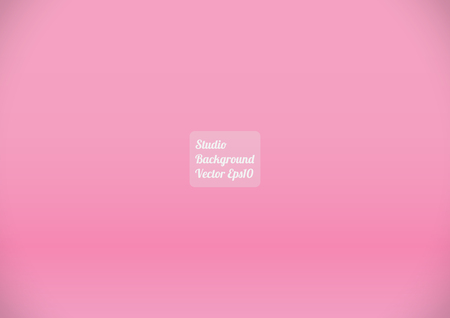 product display: Empty pastel pink studio room background ,Template mock up for display of product,Business backdrop. Empty pastel pink studio room background ,Template mock up for display of product,Business backdrop.  studio room background vector illustration