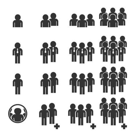 group icon: team icon