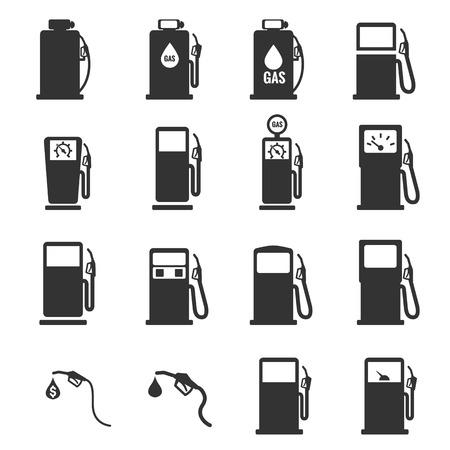 Gas Pump  Nozzle Icon