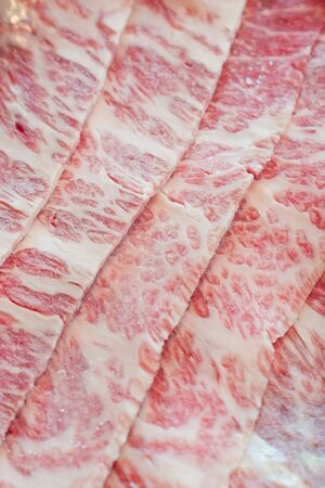 raw  meat for BBQ Stock Photo - 19221191