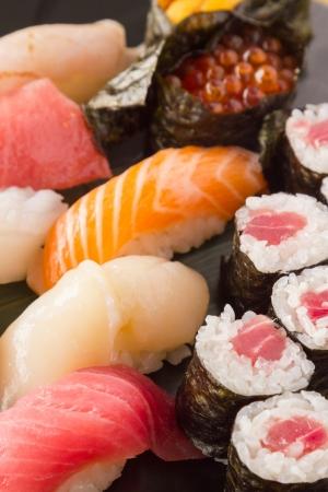 sushi,japanese food
