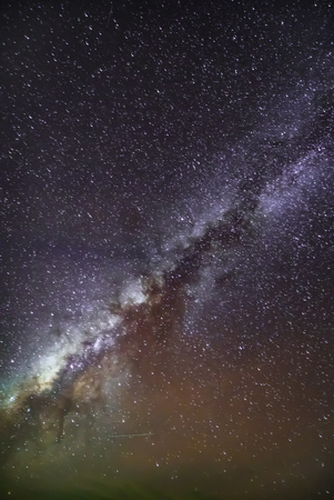 outerspace: Milky Way Galaxy