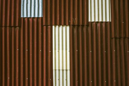 Rusty galvanized iron background 版權商用圖片