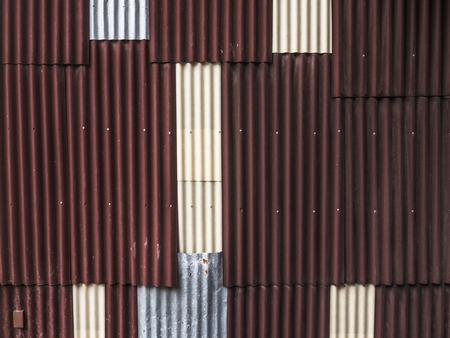Rusty galvanized iron background Reklamní fotografie - 82147424