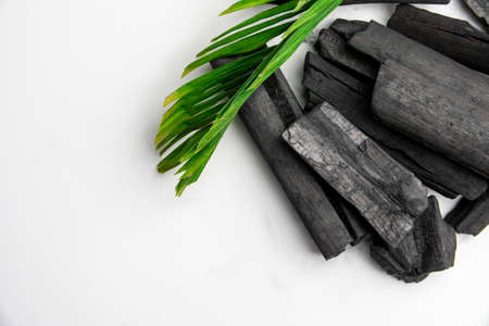 Charcoal from natural wood is useful as a fuel, medicine, food and beauty care.