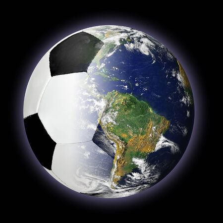 america's cup america: Concept of soccer dominating our world  With 250 million players in over 200 countries, soccer is the most popular sport in the world