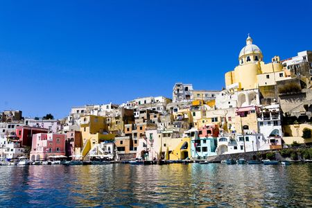 Procida , Napoli ,italy Stock Photo - 4160372