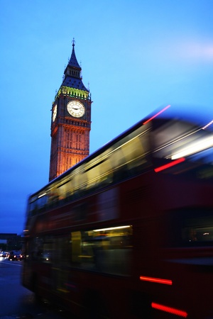 london, bus ang big ben photo