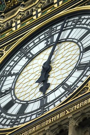 London, big ben clock, england photo