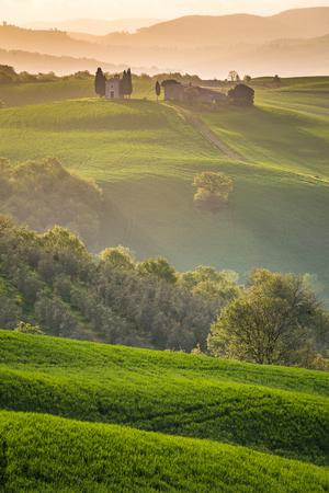 oudoor: Tuscany, Val dOrcia. Italy