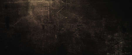 Dark Grunge and Scratched Wall Background Texture Imagens