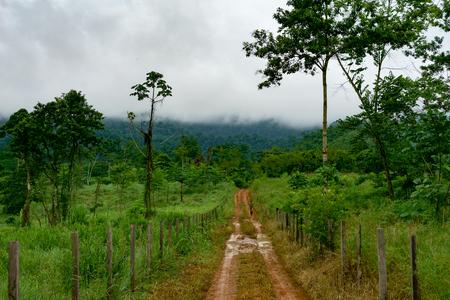 Rural Hillside in Guatemala