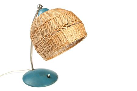 old table lamp photo