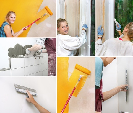 home improvement pictures Stock Photo - 11359797