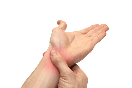 joints: Injured joint