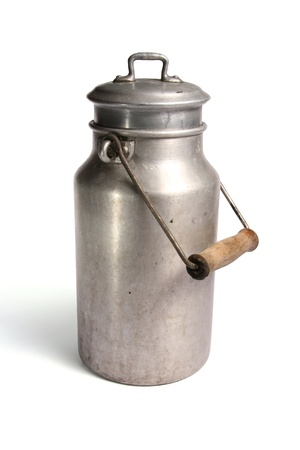 Milk can photo