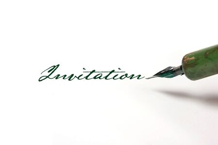 wedding guest: Invitation