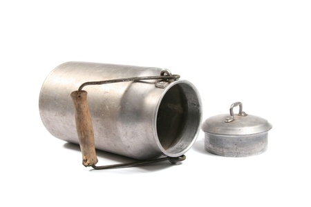 milk can Stock Photo - 11359508