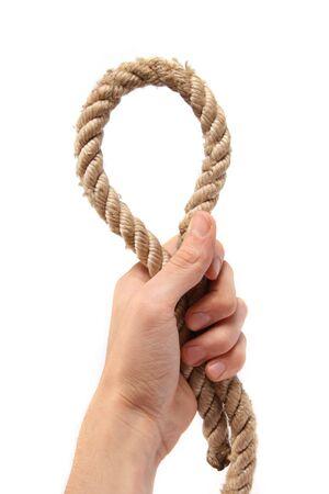 gallows: Noose