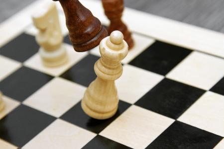Schachmatt: Schachmatt Lizenzfreie Bilder