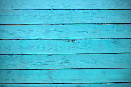 texture of blue wood planks photo