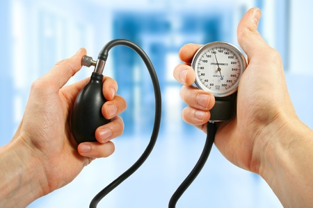 sphygmomanometer: blood pressure check
