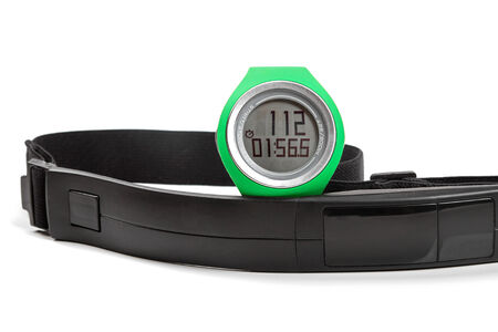 rates: sport heart rate monitor, watch and chest strap