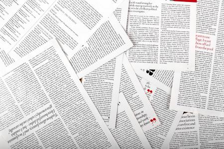 journal pages background Standard-Bild