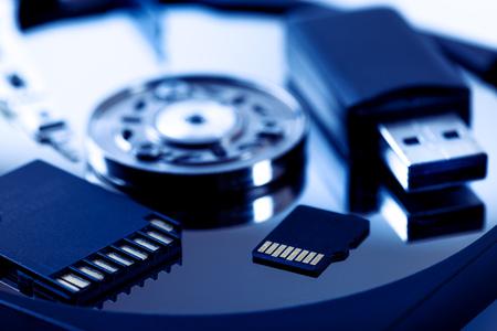 dispositivi di archiviazione dei dati