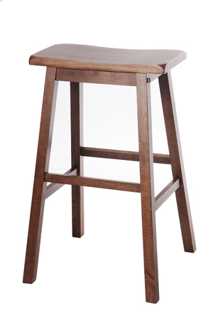 stool: High Stool with White Background