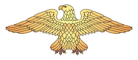 american history: Golden Eagle