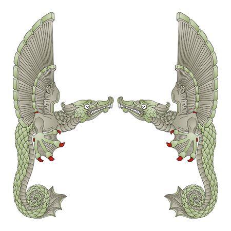 baron: Dragons