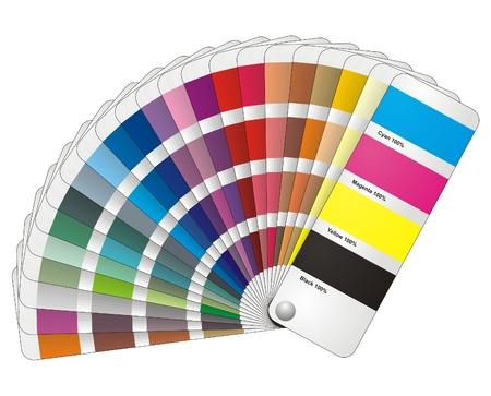 Farbe-Graufächerschwanz