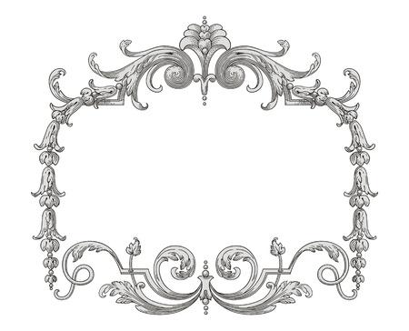 stationery border: Frame